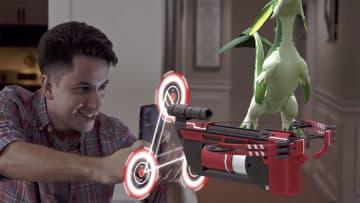日本から世界へ!リアルに身体を動かして遊ぶARシューティングゲーム「Leap Trigger」