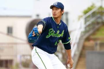 BC栃木、元ヤクルト村中恭兵の入団発表「チームに貢献できるように」 背番号15