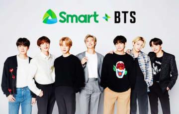 Smart signs up BTS as endorser