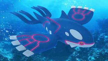 How to catch a Kyogre during the Pokemon GO Kyogre raid