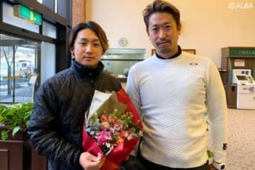 「恥ずかしいですね」 伊藤有志が照れながらも答えた大西葵へのプロポーズとは?