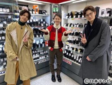 岡田将生&志尊淳がグルメ旅! 週4で通っていた思い出の焼肉店も訪問
