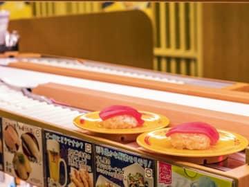 回転寿司『スシロー新宿三丁目店』が3月中旬にオープン予定!テイクアウトにも対応する『自動土産ロッカー』を導入