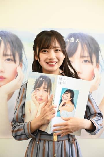 日向坂・齊藤京子 「国民的彼女」に近づきたい…初ソロ写真集は200万点