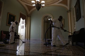 Naomi Ishisaka: White folks trashed the Capitol. Guess who cleaned it up?