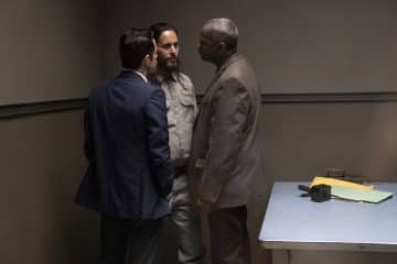 Denzel Washington, Rami Malek and Jared Leto discuss playing troubled cops and 'lovable' suspect in serial killer drama 'The Little Things'