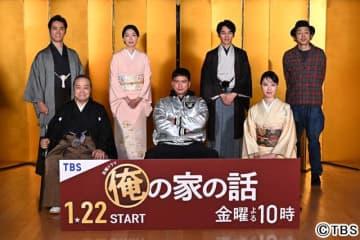 長瀬智也、「俺の家の話」プロレスラー役の体づくりはヘビメタを聴きながら!?