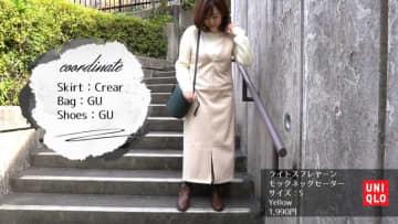 【ユニクロ】今なら1290円!春まで着られる「ふんわり軽やか」ニット《動画》