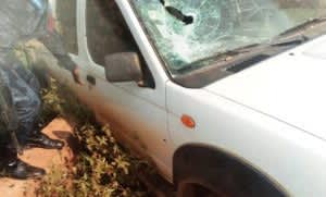 Armed Robbers Kill Policeman Escorting Bullion Van