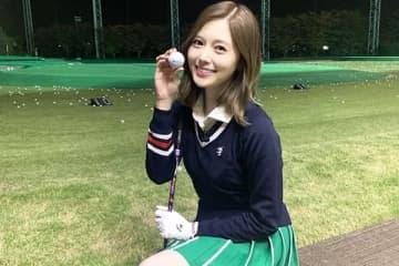 白石麻衣、YouTubeゴルフ動画の舞台裏…「負けず嫌いなのがいいね!」プロも太鼓判