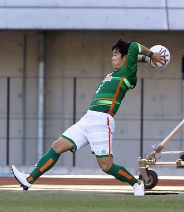 「サッカーコラム」高校サッカー限定の飛び道具?