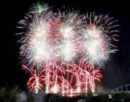 夏の花火大会、今年も中止に 五輪延期とコロナで 兵庫・加古川