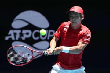 西岡良仁が語るロシアとアルゼンチンの印象。「ATPカップ」は2月2日開幕