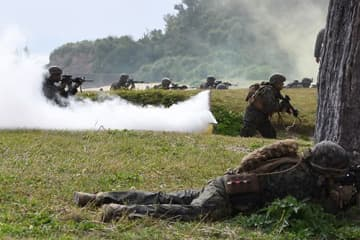 日米合同訓練、緊急事態宣言中の沖縄で2700人参加へ 陸自「コロナ対策徹底」