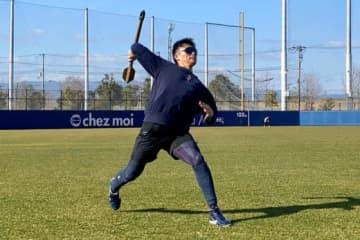 オリ山本、新フォームで初の開幕投手に照準 「任せてもらえるピッチャーに」
