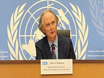 New round of talks on Syria's constitution begins in Geneva
