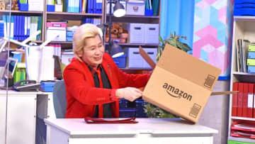 カズレーザーも「超むずい!」意外と知らない…Amazonで荷物が届くまで何人がかりでやっているの?