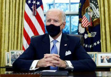 バイデン氏、トランスジェンダーの米軍入隊禁止取り消す大統領令に署名