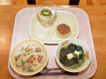 キャラの好物登場「鬼滅の刃」給食 禰豆子→コンペイトー、胡蝶しのぶ→ショウガのつくだ煮