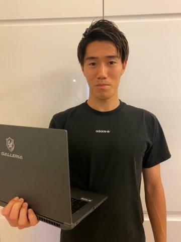 GALLERIA、「ウニオン・ベルリン」の遠藤渓太選手とスポンサー契約