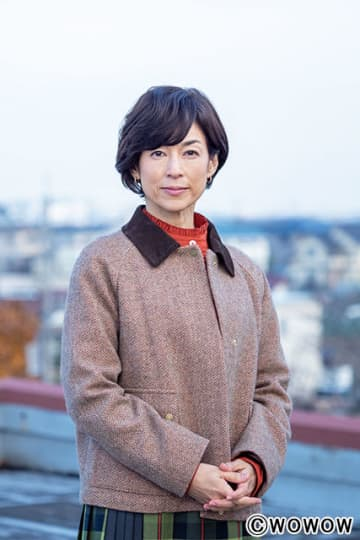 鈴木保奈美、橋本環奈主演ドラマ「インフルエンス」でキーパーソンの小説家に