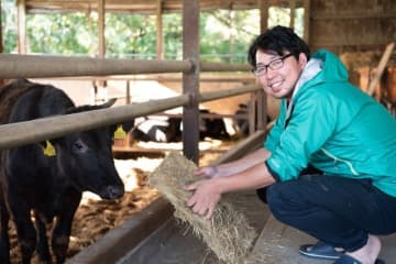 目指すのは「究極の赤身の熟成肉」 次世代の畜産家の果てなき挑戦を追う 画像