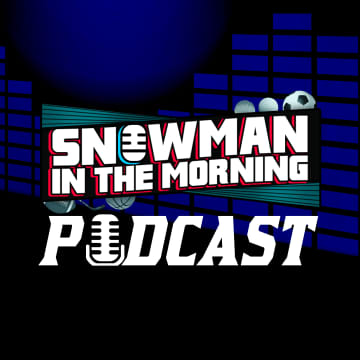 Snowman in the Morning - Podcast - Tues Jan 26th 2021