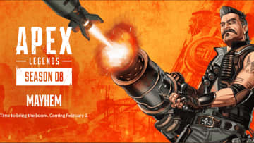Apex Legends: Season 8 Mayhem Gameplay Trailer Reveals Fuse's Abilities And More