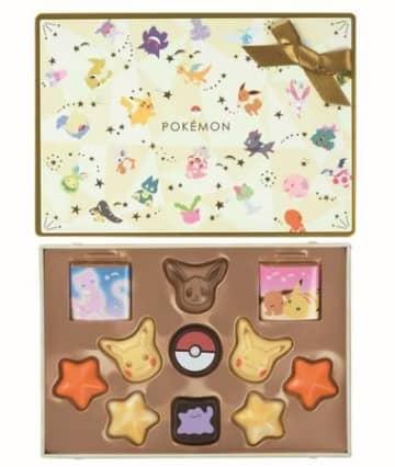 ミッフィー、ポケモン、ムーミン、マイメロ...大丸東京で買えるめちゃ可愛いチョコ5選 画像