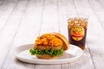 """[速報]モスバーガーの2月新商品は「マッケンチーズ&コロッケ」 日本人の約88%""""が知らないチーズ料... 画像"""