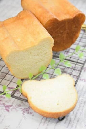 ちびくま型食パン