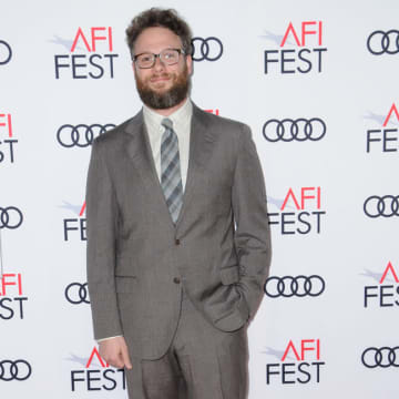 Seth Rogen to release autobiography