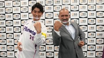 ラミレス、戦力外通告・濱矢選手のNPB復帰をサポート!