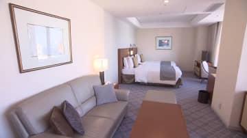 帝国ホテル1カ月36万円や賃貸より格安プランも…コロナ禍で増えるホテル暮らし 一体どんな生活? 画像