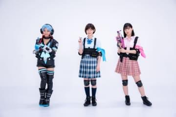 女子高校生たちが脱出不能のサバイバルゲームに挑む!大原優乃、白石聖、石井杏奈