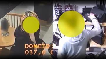 防犯カメラの目の前で高級ブランド連続窃盗…大胆すぎる犯行に店長が気づけなかった盲点とは? 画像