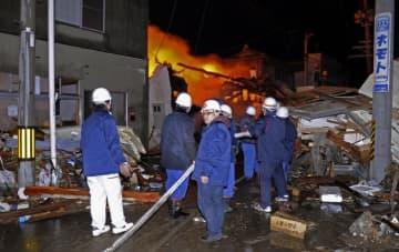 震災火災、消火栓使用は25% 断水・がれきで機能せず 画像