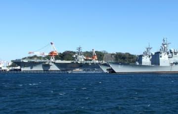 【新型コロナ】米海軍横須賀基地で新たに4人感染