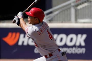 【MLB】秋山翔吾「早い段階から結果を求めて」 メジャー2年目の課題と指揮官の期待