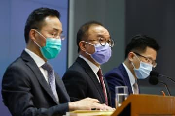 香港、地方議員にも忠誠要求 民主派の大量資格剥奪の恐れ 画像