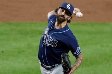 【MLB】「ここまで曲がったら楽しいやろなぁ」レイズ右腕の異次元スライダーにファン心酔