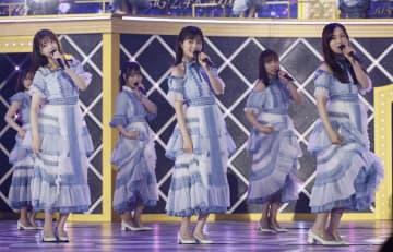 乃木坂46が9周年ライブ 白石麻衣や生駒里奈、桜井玲香ら卒業した1期生が〝集合〟