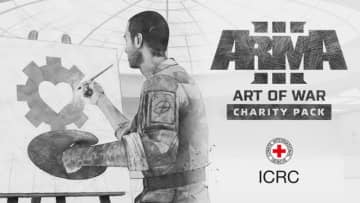 『Arma 3』DLC「Art of War Charity Pack」をリリース―DLCを買...