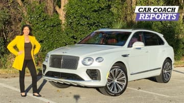 The New 2021 Bentley Bentayga V8 Ultra Luxury SUV