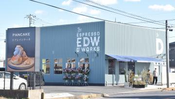 開店した都内で人気のベーカリー&カフェ=鹿嶋市宮中