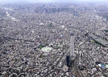 東京都、7カ月連続で人口流出 緊急事態宣言などコロナ影響 画像