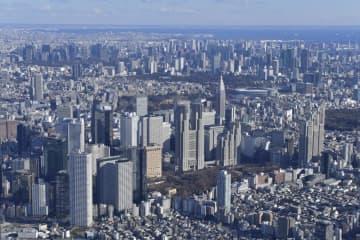 東京23人死亡、340人感染 新型コロナ 画像
