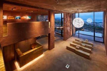 大分・堀田温泉「GALLERIA MIDOBARU」アートな旅を満喫できる新たなコンセプトの温泉宿が... 画像