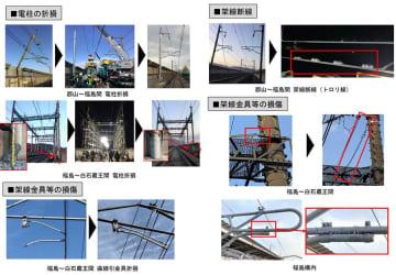 JR東日本、東北新幹線の復旧状況や地震発生時の対応状況を公表 画像