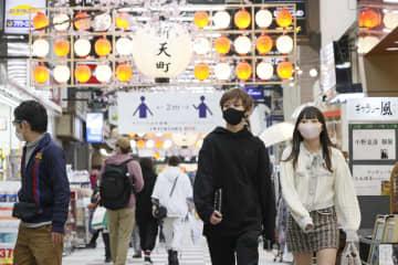 28日の人出、前週比で7割増加 主要駅や繁華街、ドコモまとめ 画像